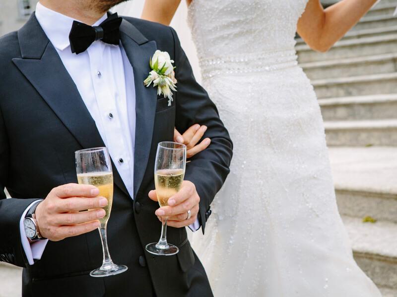 DEIN EVENT und Hochzeits DJ Dennis SEKTEMPFANG HOCHZEIT 800x600